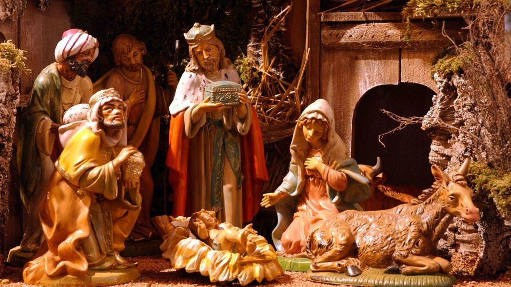 Los Oscuros Origenes De La Navidad