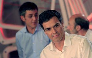 Un nuevo líder en manos de la presidenta andaluza Susana Díaz