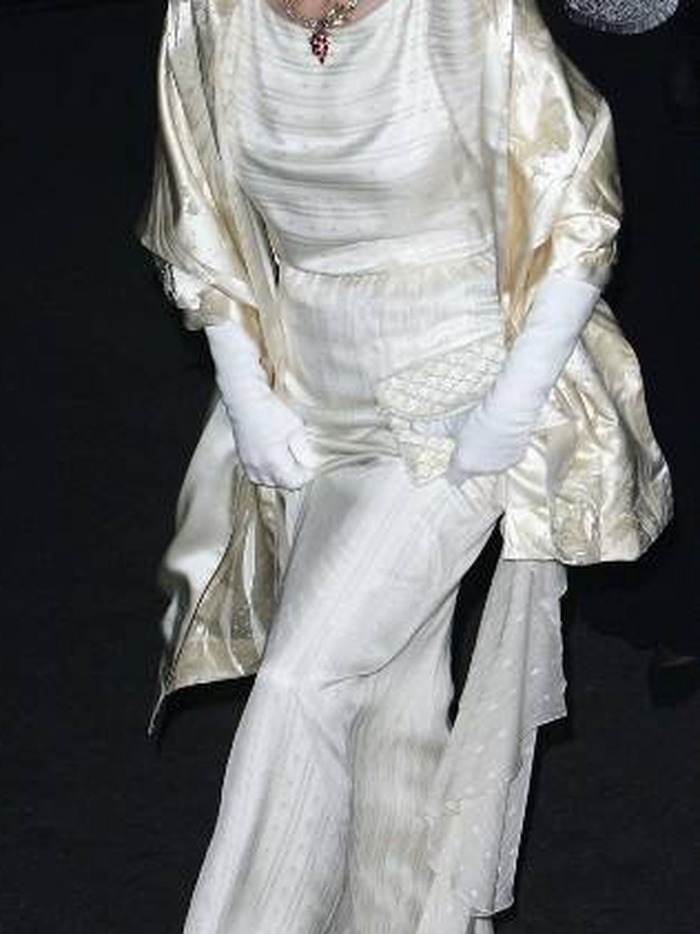 La princesa Ana. (Getty)