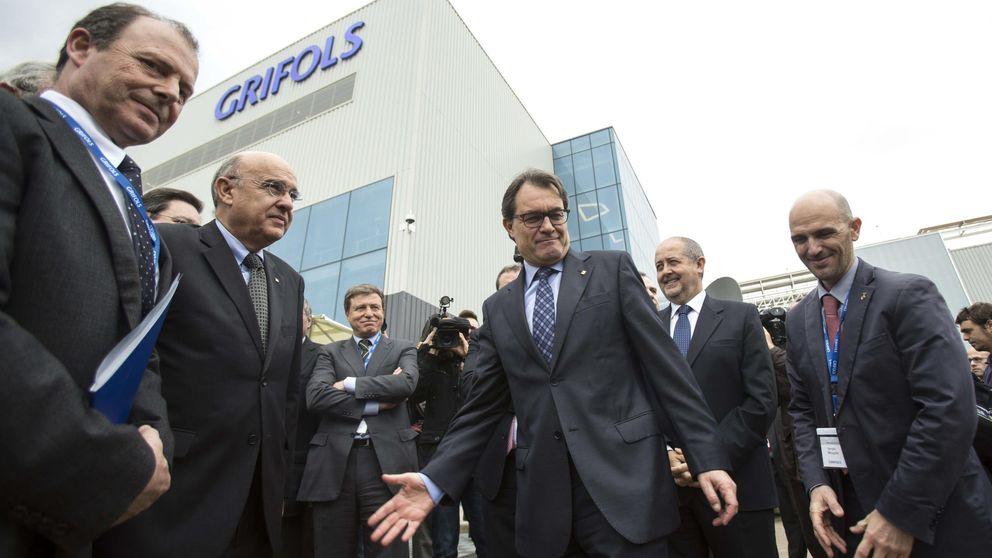 Grifols, último capítulo de la menguante política industrial de la Generalitat