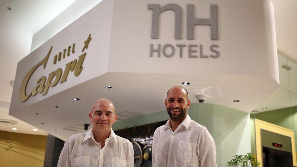 NH Hoteles contrata a Merrill Lynch para  buscar alternativas a la oferta de Barceló