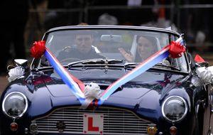 "El dueño de Porcelanosa, invitado a la boda inglesa: ""Me impresionó ver llegar a la Reina Isabel II"""