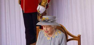 Post de El guiño oculto e inadvertido de Isabel II a su difunto marido en el Trooping the Colour