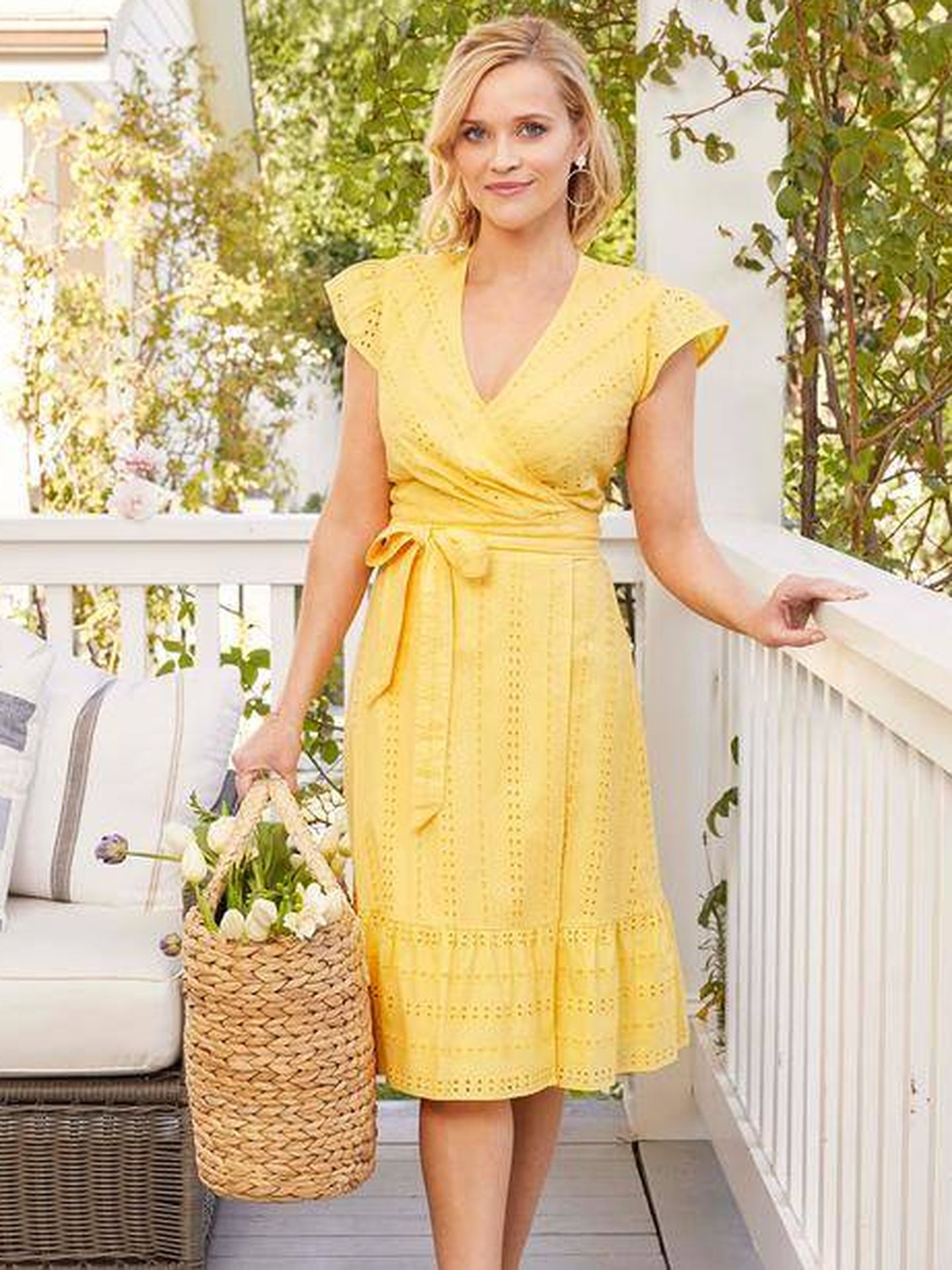 Reese Witherspoon. (Cortesía Draper James)