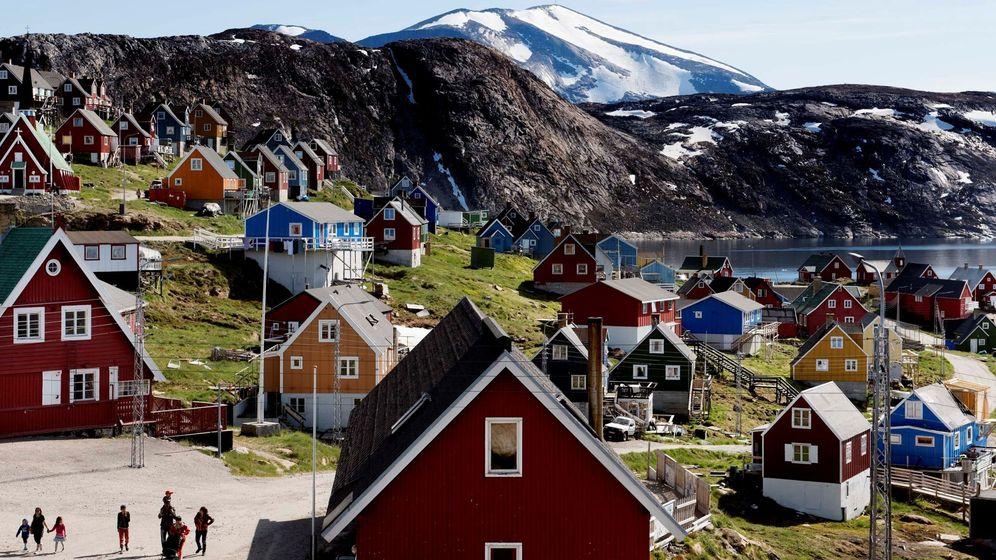 Foto: ¿Cuánto le costaría Groenlandia a Trump?