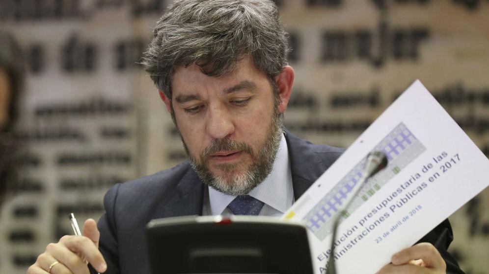 Foto: El secretario de Estado de Presupuestos y Gastos, Alberto Nadal. (EFE)