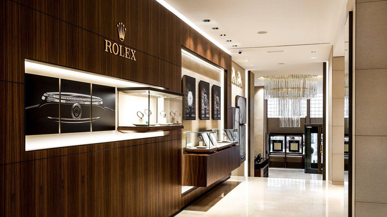 Tiendas: Rolex inaugura boutique en Barcelona. Noticias de Estilo Hombre