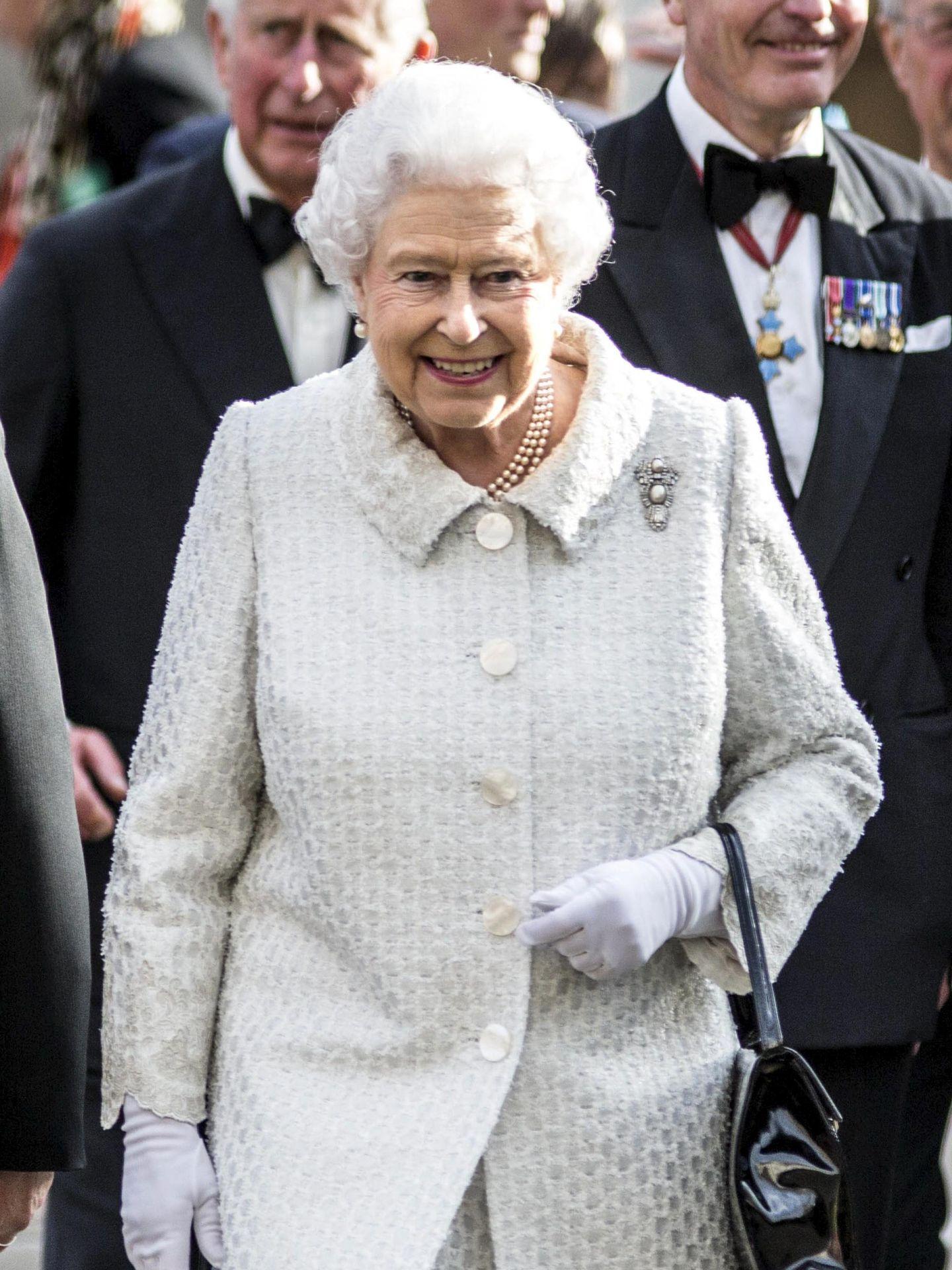 La reina Isabel, en una imagen de archivo. (Reuters)
