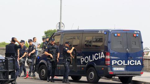 Cinco ultras del Barça, detenidos por asaltar un comercio cerca del Calderón