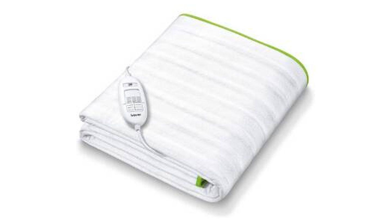 Calienta cama individual Beurer con 3 niveles de temperatura