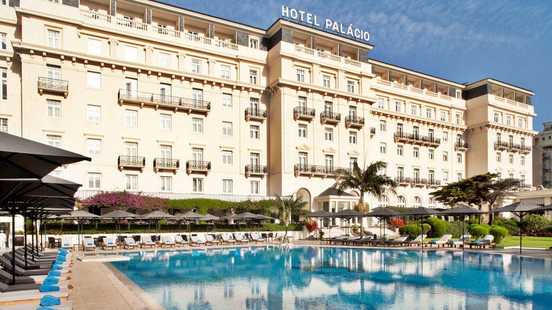 Imagen del Hotel Palacio Estoril.