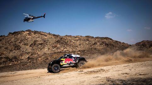 Carlos Sainz gana la primera etapa del Dakar y ya lidera la general
