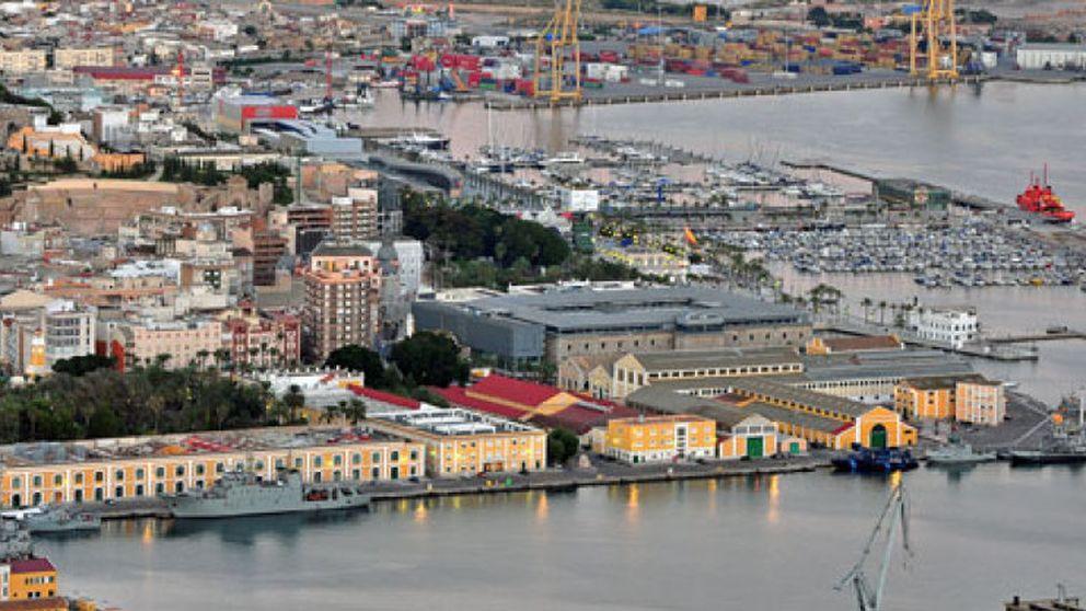 El Puerto de Cartagena bate récords: 20 condenas y 50 sanciones de Trabajo