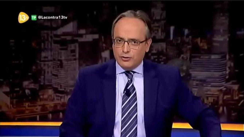 Alfredo Urdaci carga contra Trece tras los últimos despidos en la cadena