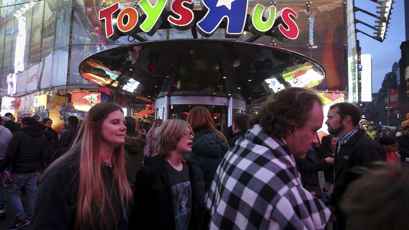 Foto: Una tienda de  Toys R Us. (Reuters)