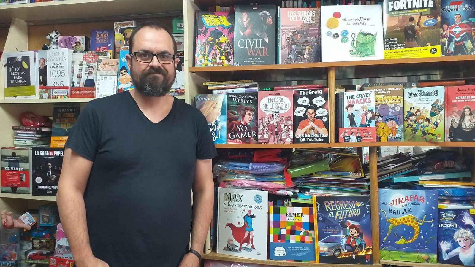 Las pequeñas librerías de Madrid, en guerra contra la Comunidad: «Cerraremos el 90%»