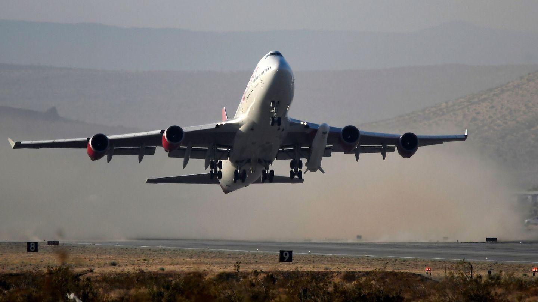 Las emisiones de la aviación en general (y de la privada en particular) están en el punto de mira de la UE. Reuters