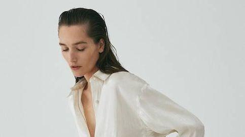 Massimo Dutti tiene la camisa oversize que puedes llevar en casa como vestido