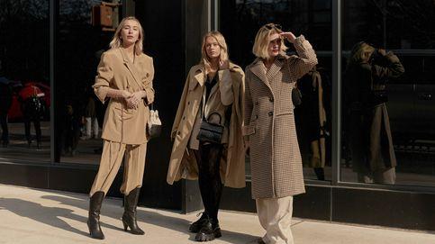 El abrigo camel o el modelo eterno que veneran las insiders y sus nuevos looks