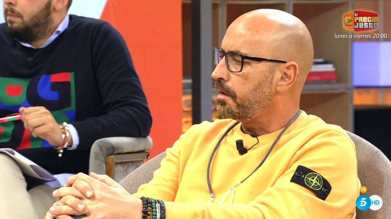 Diego Arrabal, en 'Viva la vida'. (Mediaset España)