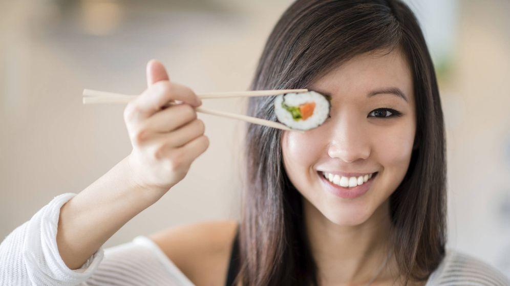 Foto: Dos de los cinco secretos están en el sushi.