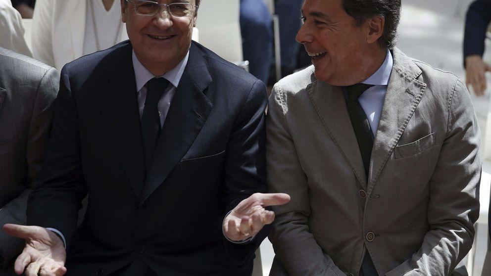 Burladero del 9: el séquito de González y Florentino se despide de Las Ventas