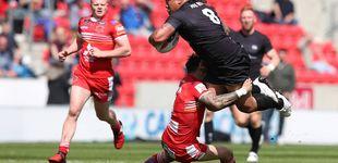 Post de El equipo canadiense de rugby que juega en Inglaterra y le paga el viaje a los rivales
