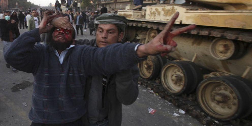 Foto: El día en que la violencia tomó El Cairo