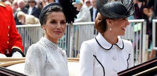 Post de Kate Middleton fracasa con el truco de belleza que Letizia borda con Leonor y Sofía