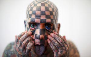 Un recorrido por el cuerpo más tatuado del mundo