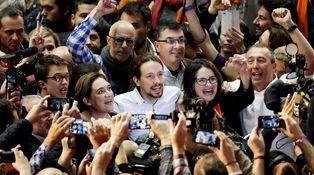 Podemos y la (imposible y fraudulenta) multiplicación de grupos parlamentarios