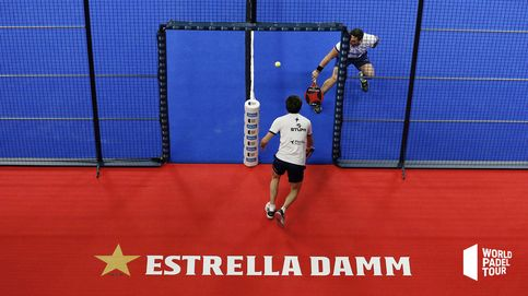 El 'Warrior' Mati Díaz regresa atacando al Estrella Damm Alicante Open