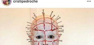 Post de La foto más terrorífica de Cristina Pedroche (sí, la de la foto) y otros vips de Halloween