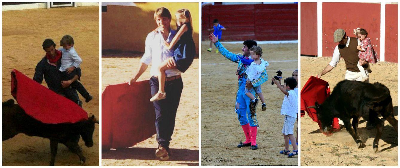 Foto: Los toreros apoyan a Fran Rivera