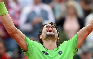 Ferrer gana el título en Buenos Aires un torneo en el que se siente como en casa