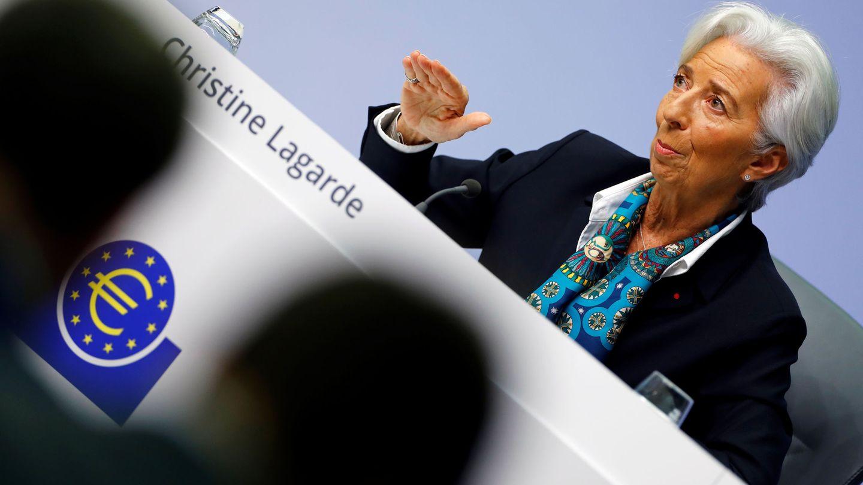 La nueva presidenta del Banco Central Europeo (BCE), Christine Lagarde. (Reuters)