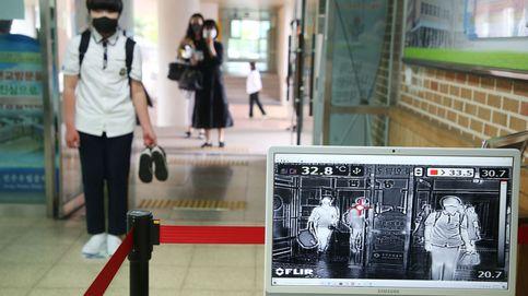 Corea del Sur reabre ya todos de colegios con incertidumbre por los rebrotes de casos