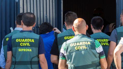 Tres de los detenidos de Magrudis por la alerta de listeria pasan la noche en prisión