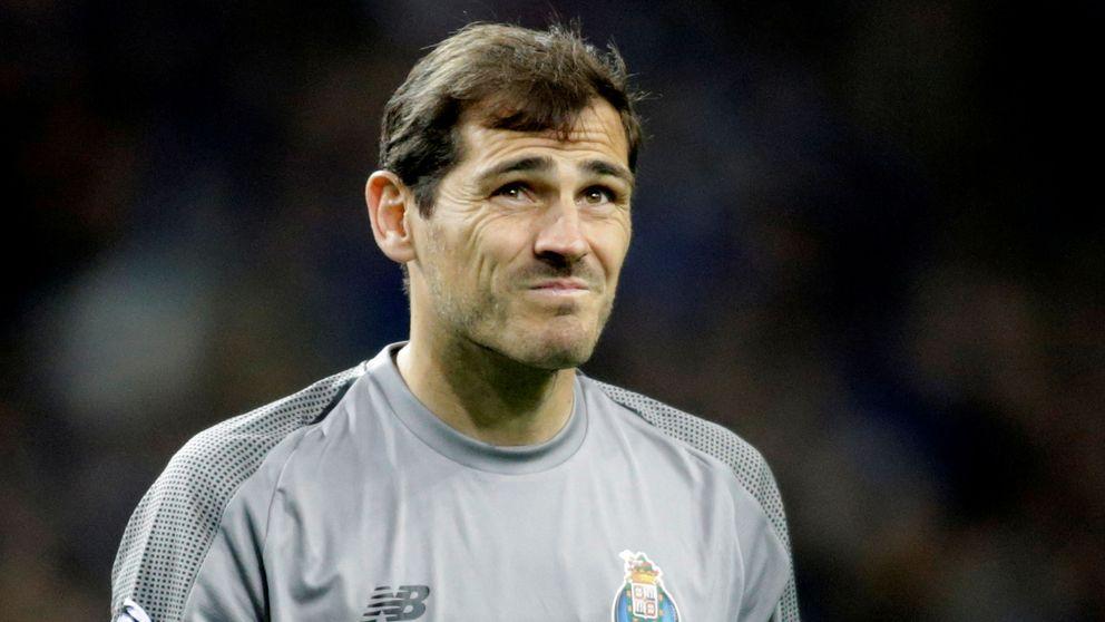 El mensaje de apoyo de Mourinho a Casillas: Tenemos una relación positiva