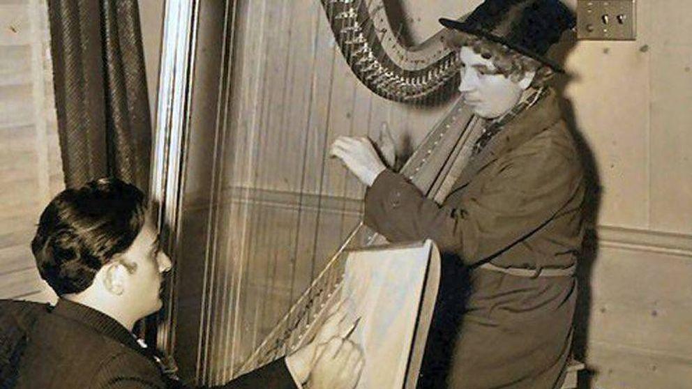 La película fallida de Harpo Marx y Dalí:  historia de un 'bromance' imposible