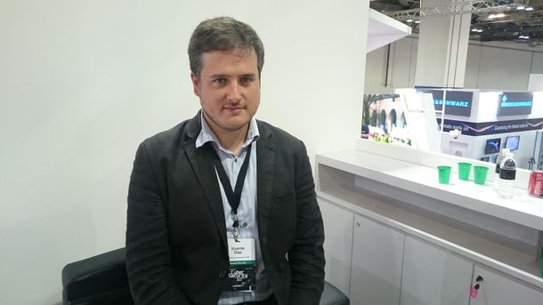 Foto: Vicente Díaz es uno de los principales expertos en seguridad de Kaspersky