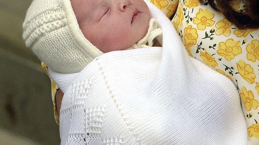 Charlotte Elizabeth Diana, así se llama la hija de los duques de Cambridge