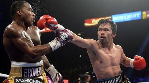 Manny Pacquiao vence y reta a Mayweather: Que regrese al ring y pelearemos