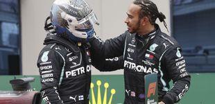 Post de Por qué Mercedes y Hamilton tienen que dejar de vender la moto con Bottas