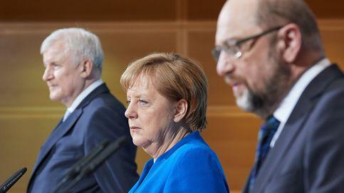La revuelta de los enanos contra Merkel: el no a una coalición está muy extendido