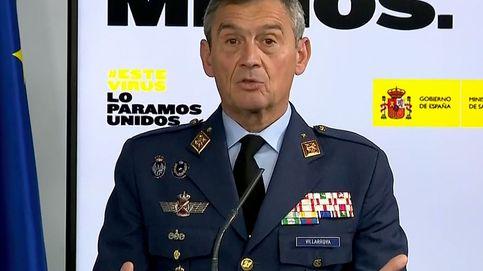 Robles concede un puesto en Washington al exJemad Villarroya, dimitido por las vacunas