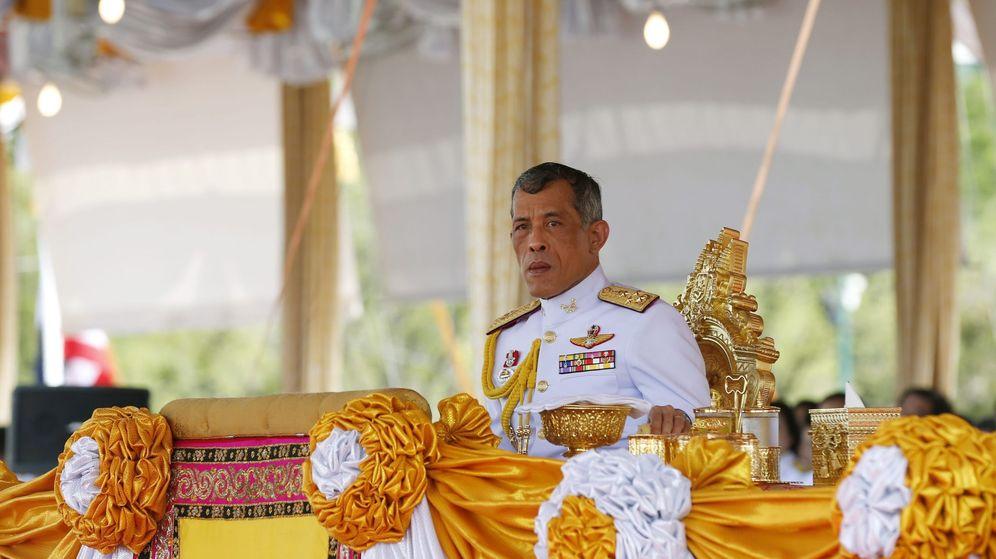 Foto: El rey de Tailandia, en una imagen de archivo. (EFE)
