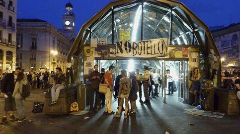Las multas por botellones suben la alerta de la Policía de Madrid ante las Navidades