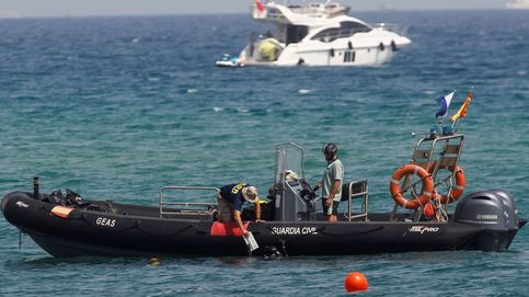 La Armada descarta que el artefacto de la playa de Badalona sea un explosivo