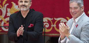 Post de Admiten a trámite la demanda de Nacho Palau contra Miguel Bosé